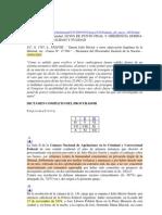 Dict Proc CSJN - Causa Simon