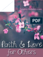 Faith and Love for Others - Islamic Mobility - Xkp -