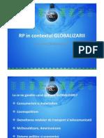 Privat Si Public. Globalizare