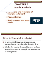 Chapter FINANCIAL ANALYSIS2 Financial Analysis