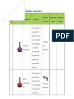 Lista de Elixires CASTELLANO