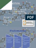 Polímeros - Diapositívas