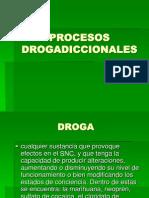 PROCESOS DROGADICCIONALES