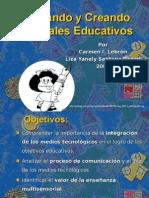 Creando Materiales Educativos