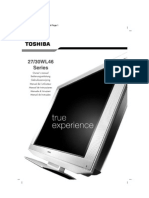 Toshiba 30wl46 Lcd Tv Sm