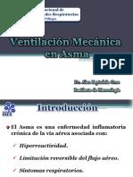 Ventilación Mecánica en Asma