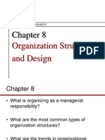 organizing chapter of management