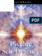 Psychic Self Defense II (Book #2 in the Spirit Books Series)