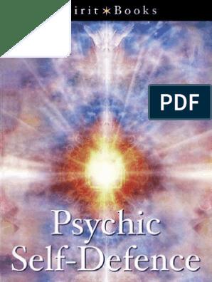 Psychic Self Defense II (Book #2 in the Spirit Books Series
