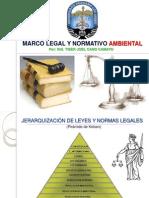 Clase N° 4, Normativa Ambiental EIA