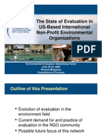 Margoluis_State of Evaluation in US INPEOs
