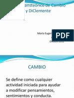 Modelo Transteorico de Cambio_M.E