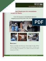 Publication 100% Agua Limpia Mexico