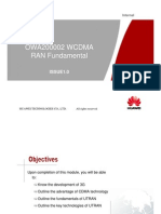 001 Wcdma Ran Fundamental Issue