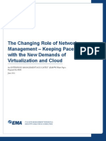 Changing Role Network Management