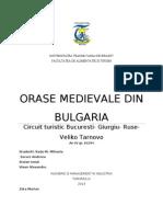 Bucuresti Giurgiu Veliko Tarnovo