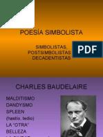 LITERATURA SIMBOLISTA