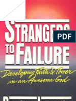 Strangers to Failure - Benson Idahosa