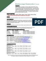 2013 Summer Wrestling League Championship %284.4.11 Draft%29