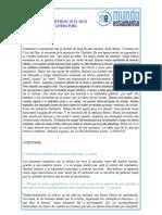 Examen Lengua Opción B Selectividad Madrid Junio 2013