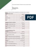 03 Cuestionarios Modelo Usabilidad Web