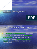 5 Incident Mgt