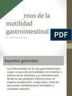 Trastornos de La Motilidad Gastrointestinal 2.