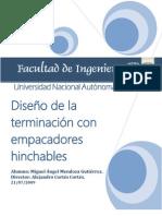 Proyecto_DISEÑO DE LA TERMINACION CON EMPACADORES HINCHABLES