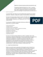 CAPITULO III REQUERIMIENTOS TÉCNICOS ADECUACIÓN DATACENTER CUNI