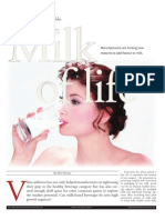 Milk 09 Flavors Report
