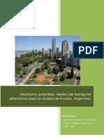 TP Urbanismo UPC Urbanismo Sostenible Rosario-Argentina