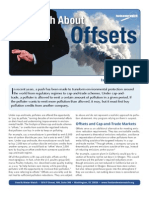 The Truth About Offsets
