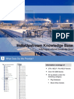 India Upstream Presentation