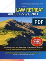 2013 Elder Law Retreat