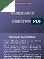 02 HABILIDADES DIRECTIVAS