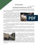15/06/12 Germán Tenorio Vasconcelos aumenta Riesgo de Dengue Por Temporada de Lluvias, Sso