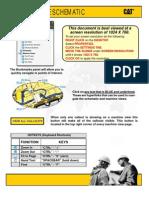 Plano Hidraulico Telehandler