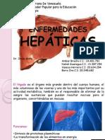 ENFERMEDADES HEPATICAS (CIRUGIA)