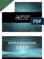 Fiscalizacion Electronica