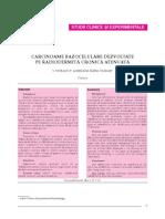 2. Carcinoame bazocelulare