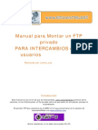 Manual montar servidor ftp [www.yovani.tk]