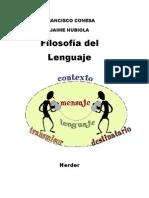 Filosofía del Lenguaje