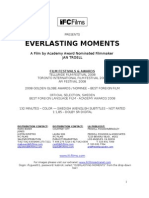 EVERLASTING MOMENTS - IFC Films Press Notes