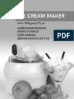 Παγωτομηχανή NEXT-FJ501 Ice Cream Maker