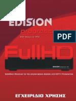 Edision Progressiv HD GR