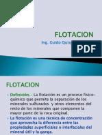 Presentación Nº 11 Flotación