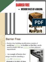 Barrier Free by Prakash