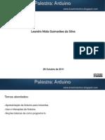 Palestra Arduino1.0