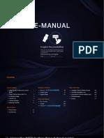 Samsung TV User Manual-EnG