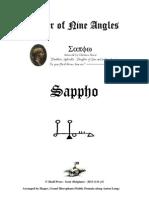 Sappho Greek Poems
